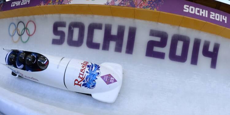 Dopage aux JO-2014: deux titres de bobsleigh retirés à la Russie