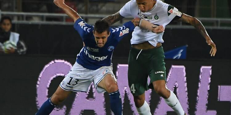 Ligue 1: Saint-Etienne lance une 14e journée sous surveillance