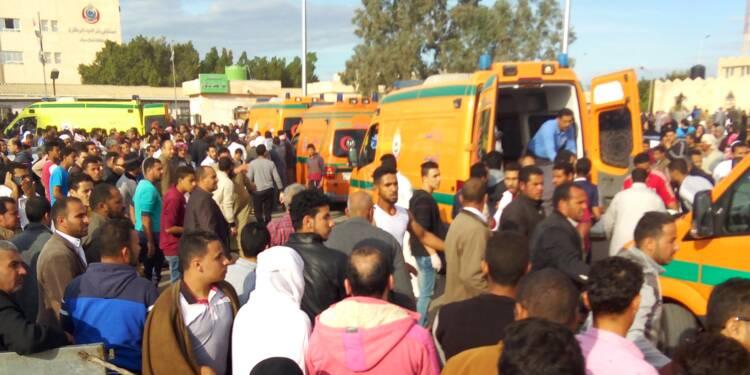 Egypte: deuil national après le carnage dans une mosquée du Sinaï