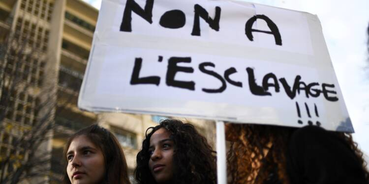 Esclavage en Libye: nouvelles manifestations à Paris, Lyon, Marseille