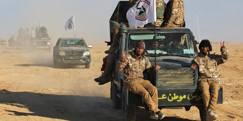 Irak: la guerre du désert bat son plein contre l'EI