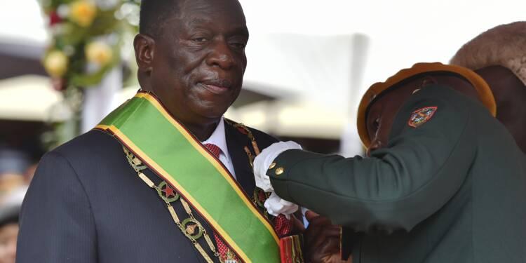 Zimbabwe: une décision de justice sème le doute sur Mnangagwa