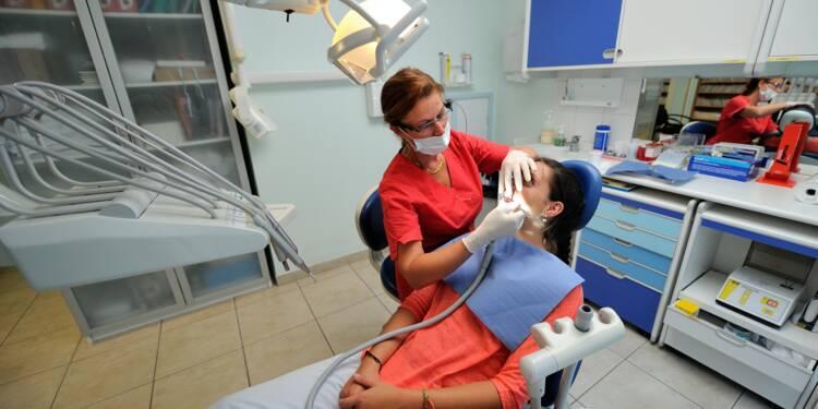 Dentistes: deux syndicats appellent à fermer leurs cabinets à partir de lundi