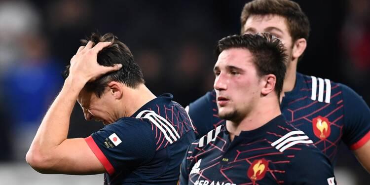 Le XV de France évite de justesse le naufrage contre le Japon