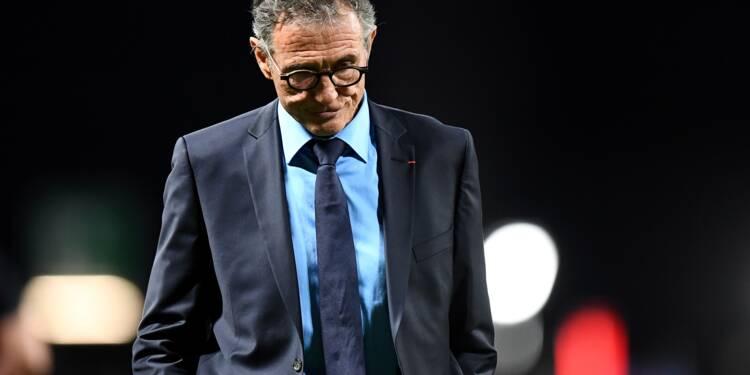 """XV de France: pour Novès, """"ni abattement, ni inquiétude"""""""