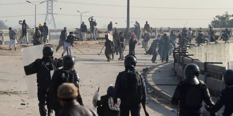 Pakistan: calme tendu entre islamistes et forces de l'ordre à Islamabad