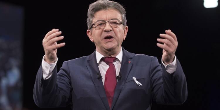 Jean-Luc Mélenchon veut donner un nouvel élan à la France Insoumise