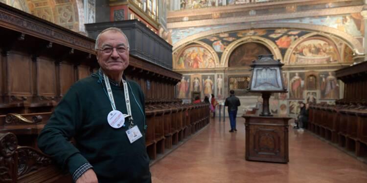 Mohamed Hamadi, pont entre les cultures à Milan