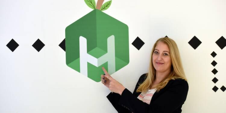 """Jeanne Massa, startuppeuse """"repartie de zéro à 45 ans"""" dans l'immobilier"""