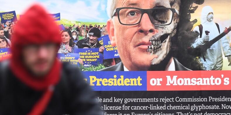 L'UE renouvelle le glyphosate pour 5 ans, colère des ONG