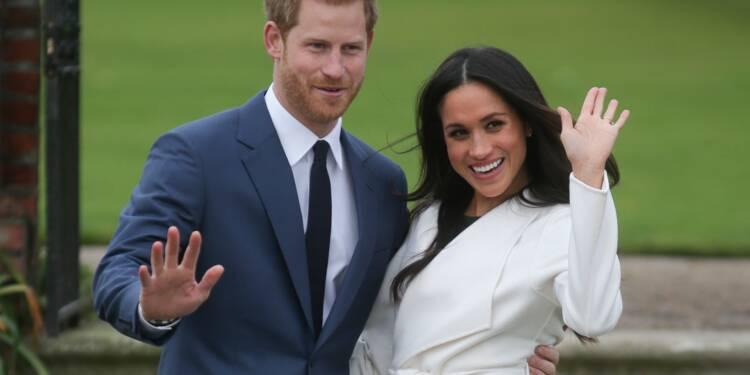 """Le prince Harry et Meghan Markle se diront """"oui"""" en 2018"""