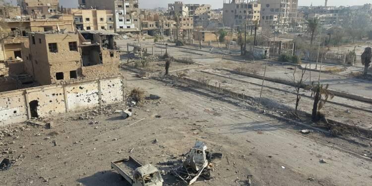 Syrie: 53 civils tués dans des raids aériens russes, selon l'OSDH