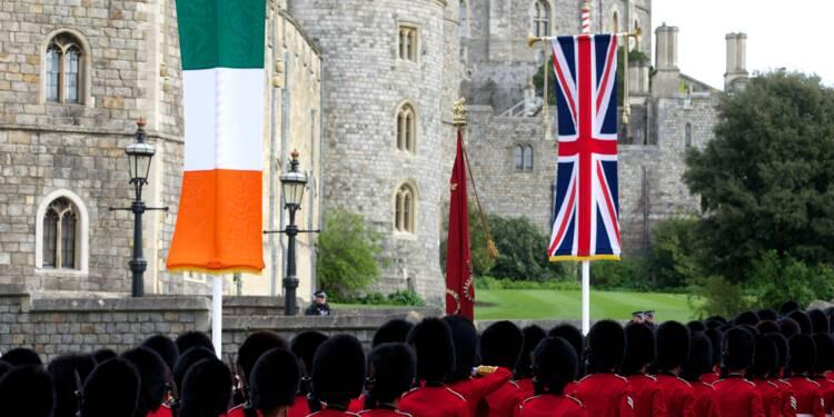 Brexit: Londres et Dublin campent sur leurs positions