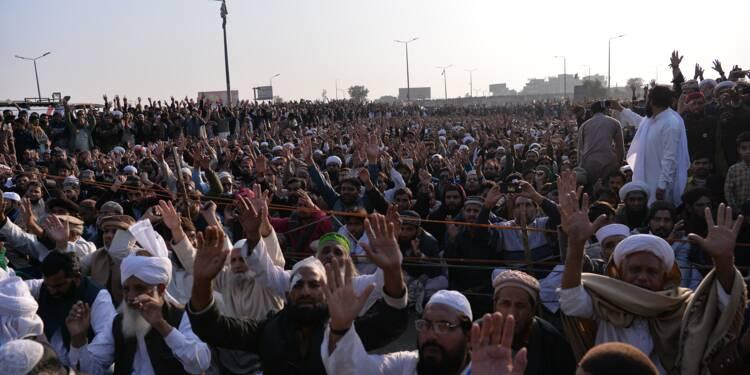 Pakistan: le leader islamiste appelle à la fin du sit-in