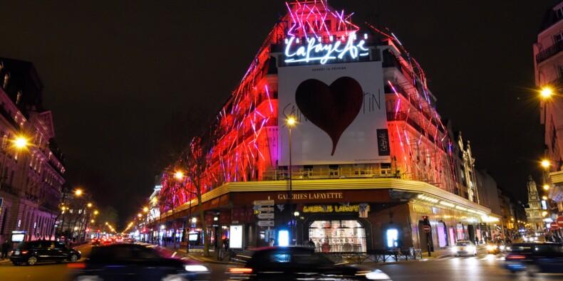 Galeries Lafayette: projet de cession en franchise de 22 magasins sur 53