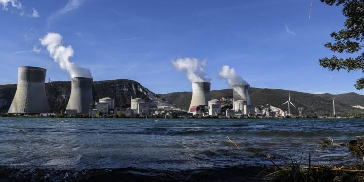 Nucléaire: des militants de Greenpeace s'introduisent dans la centrale de Cruas-Meysse