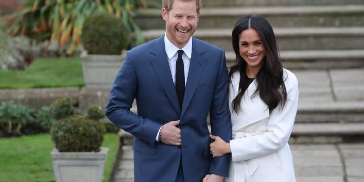 Le prince Harry et Meghan Markle se marieront en mai au château de Windsor