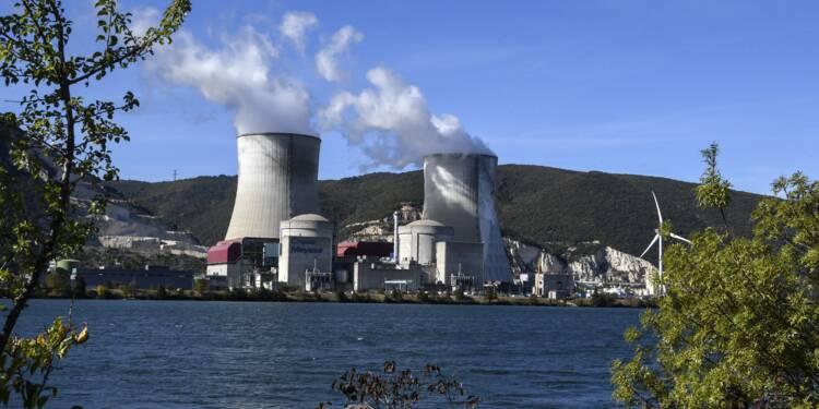 """EDF: l'intrusion à la centrale de Cruas-Meysse n'a aucun impact sur """"la sûreté"""""""