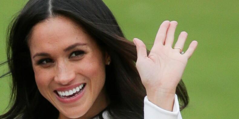 Meghan Markle entame sa mue pour devenir princesse