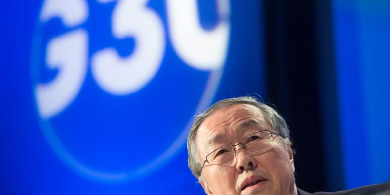 Dette chinoise: sur le départ, le chef de la banque centrale sonne l'alarme
