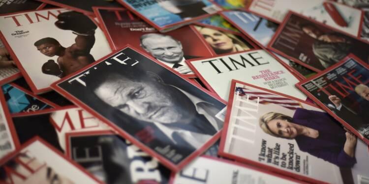 USA: la vente de Time illustre les bouleversements du paysage médiatique