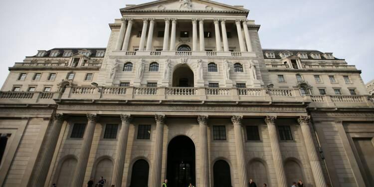 """GB: les banques capables de soutenir l'économie en cas de Brexit """"désordonné"""""""