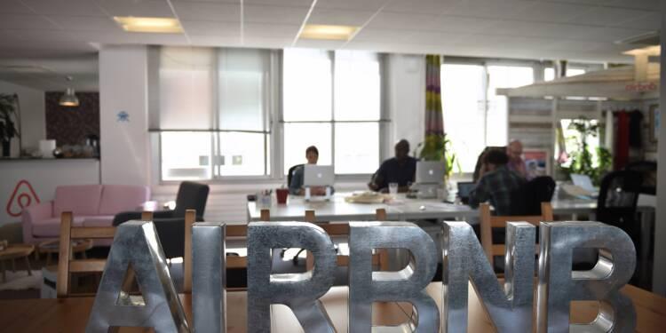 Fiscalité: Airbnb se défend d'être la seule à utiliser un mode de paiement controversé