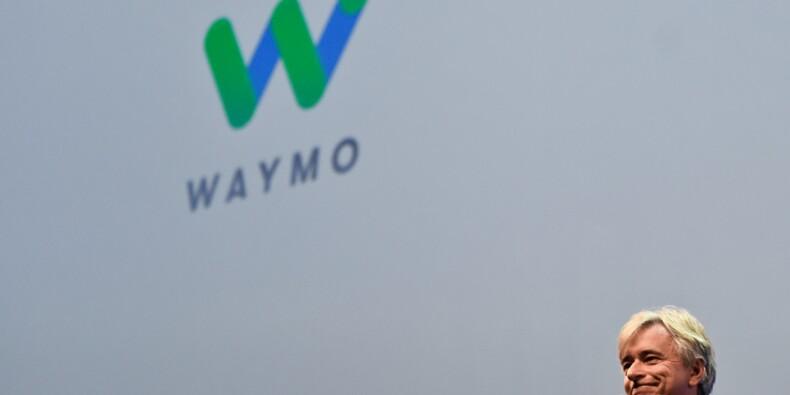 Vols de technologies: le procès Waymo, filiale de Google, contre Uber reporté