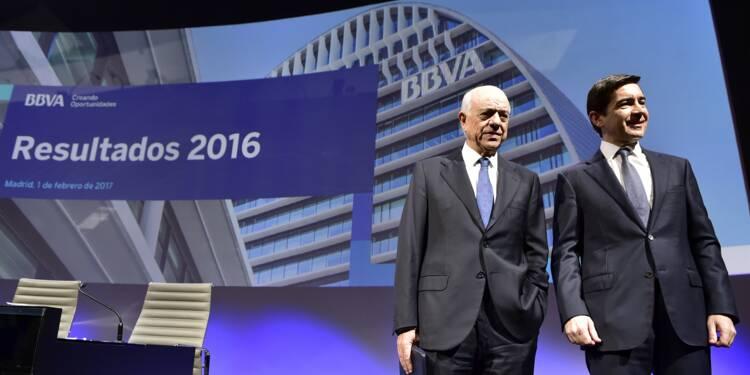 BBVA va céder des actifs immobiliers au fonds Cerberus pour environ 4 mds EUR