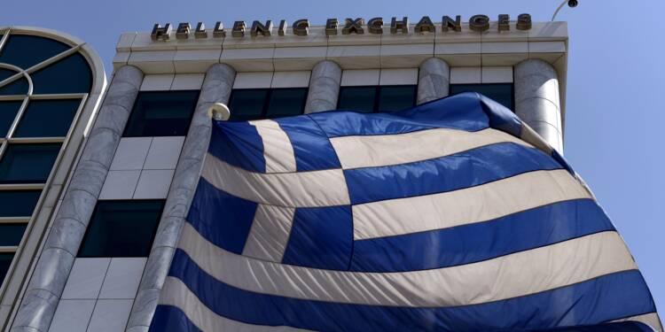 La Grèce réussit un nouveau test sur les marchés financiers