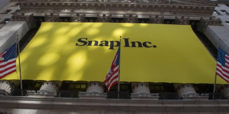 Snapchat, en difficulté, s'offre un lifting pour se relancer