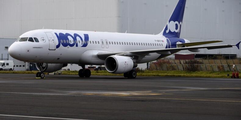 Les avions Joon d'Air France s'envolent pour barrer le ciel à la concurrence