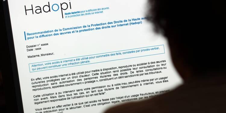 """Sortie des """"turbulences"""", la Hadopi durcit son action contre le piratage"""