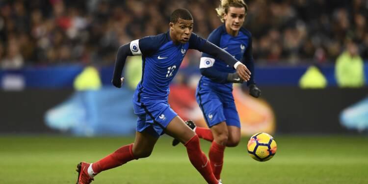 Mondial-2018: la France, des jeunes et des rêves