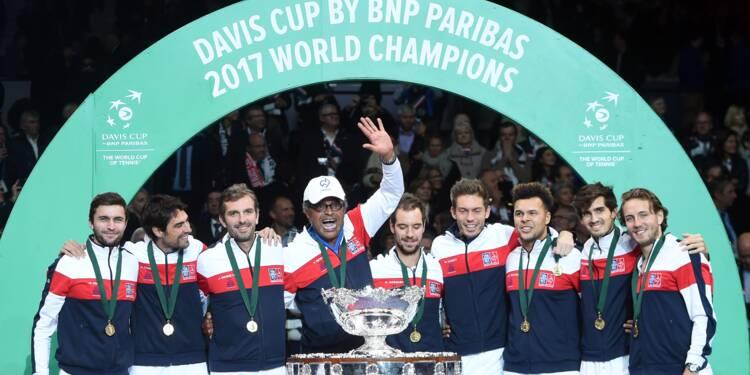 Coupe Davis: Yannick Noah repart pour un tour
