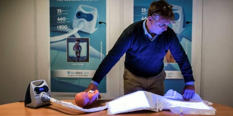 Photothérapie: les industriels tentent d'éclairer le grand public