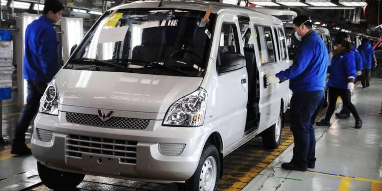 Chine: une coentreprise de General Motors rappelle près d'un million de véhicules