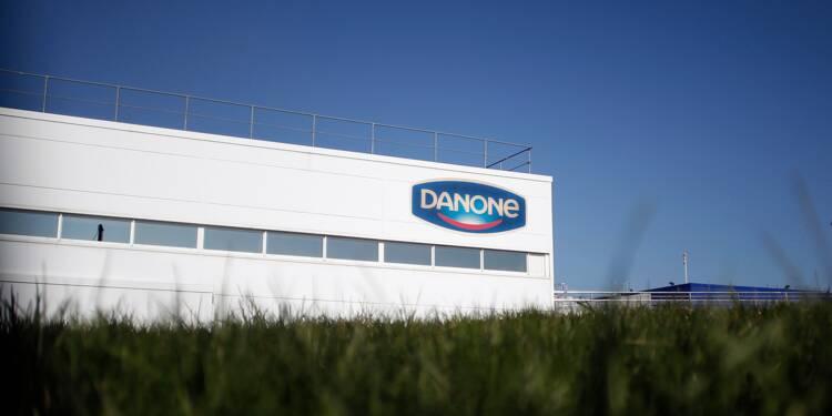 Fausse alerte au botulisme: Fonterra condamné à verser 105 millions d'euros à Danone