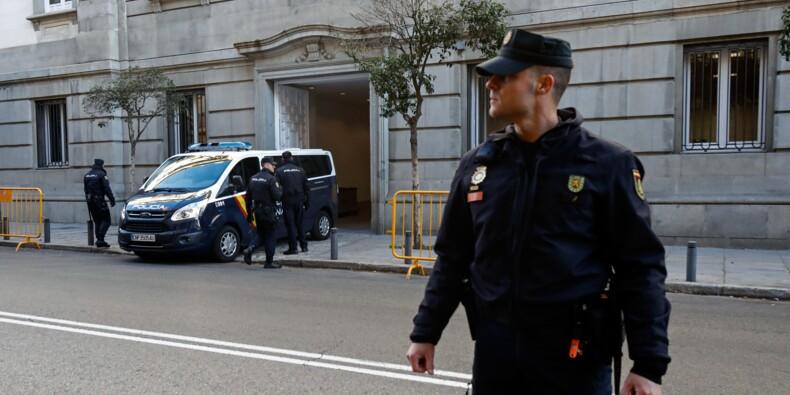 Les séparatistes catalans sauront lundi s'ils sont libérés
