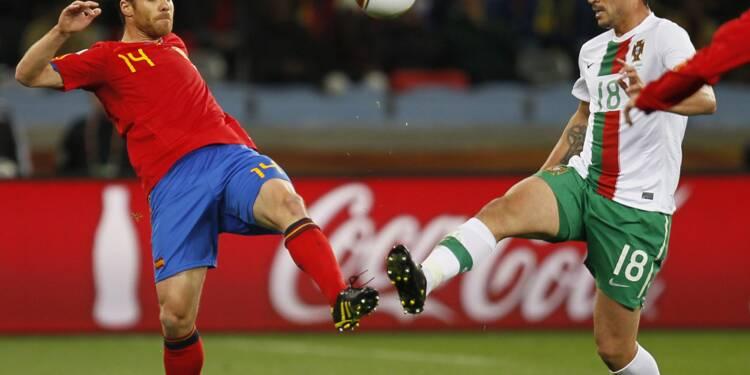 Mondial-2018: le Portugal avec l'Espagne dans le groupeB pour un match choc