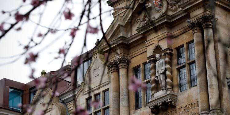 L'université d'Oxford lève 750 millions de livres sur les marchés