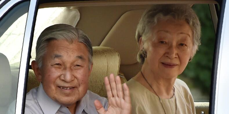 L'empereur du Japon quittera le trône le 30 avril 2019