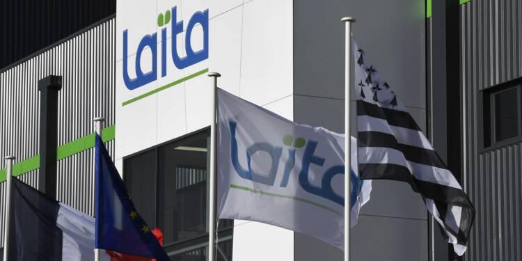 Laïta inaugure une nouvelle usine dans les Côtes d'Armor