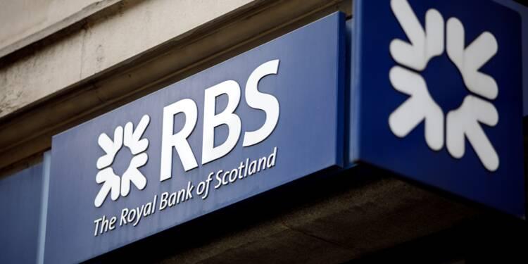 Subprime: RBS mis à l'amende pour 4,9 milliards de dollars aux Etats-Unis
