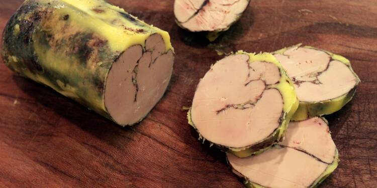 Le foie gras français a résisté en 2017 et espère repartir de l'avant