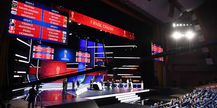 Mondial-2018: les favoris épargnés, match d'ouverture Russie-Arabie Saoudite