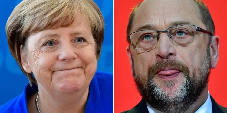 Impasse politique en Allemagne: le chef des sociaux-démocrates prêt à discuter avec Merkel