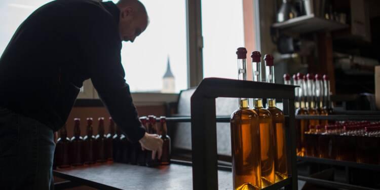 Le whisky, coqueluche des distillateurs alsaciens d'eaux-de-vie de fruits