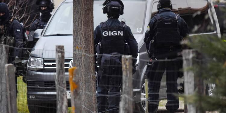 Une fillette retenue par son père délivrée par le GIGN, l'homme retrouvé mort