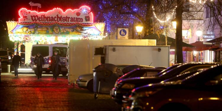 Engin suspect en Allemagne: la police en quête d'explication